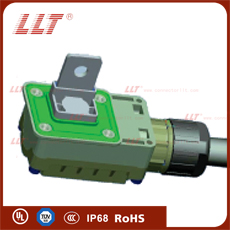 LUG series high voltage connector