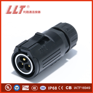 LT20 male connector